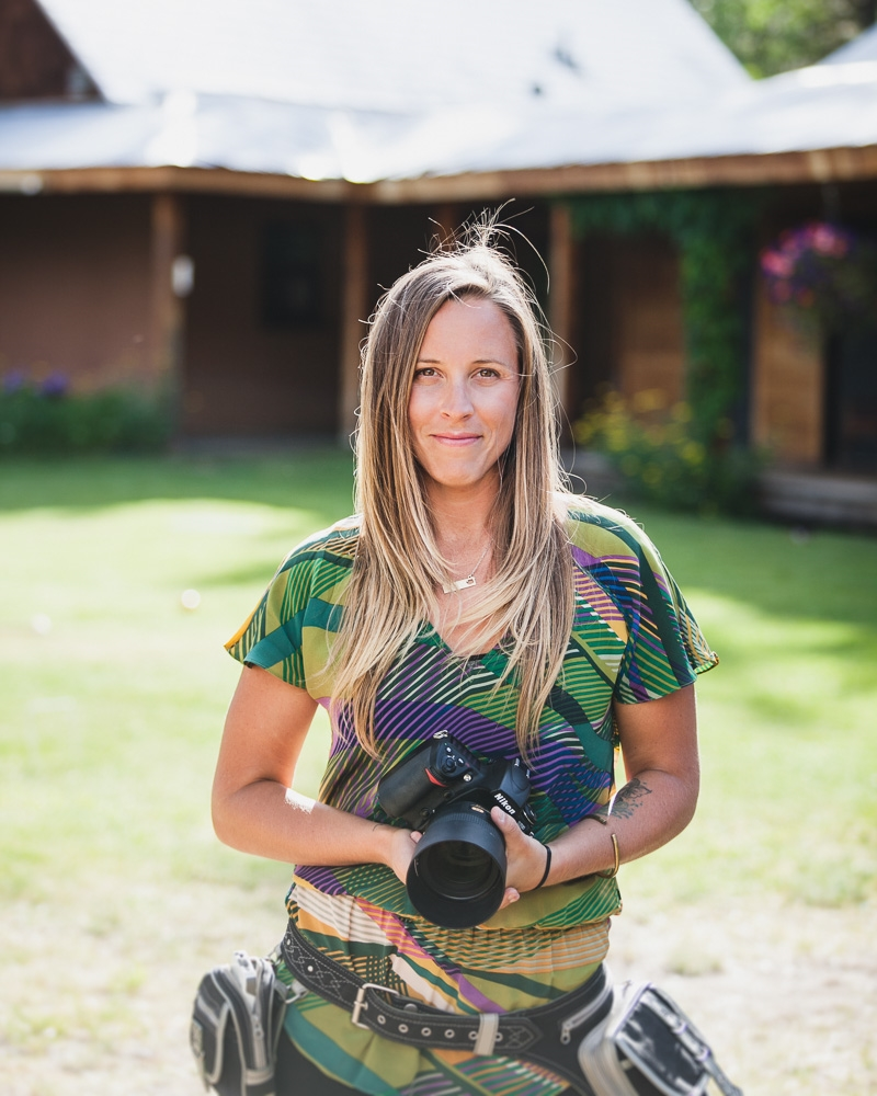 Megan, on assignment // Mazama Ranch House, Mazama Washington