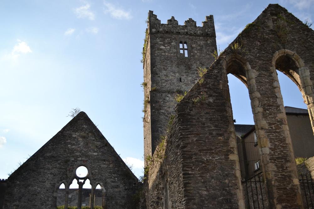 Franciscan Monastery ruins