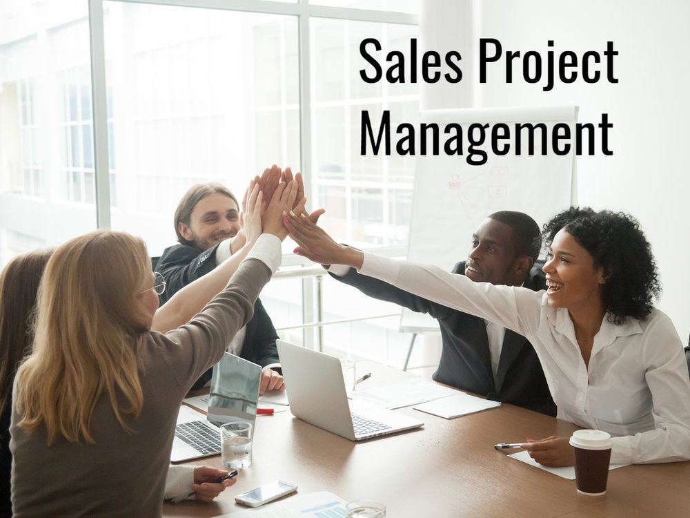 Sell More by Making It a Project - Everything works better as a project. Turn your sales goal into a project goal. Then, achieve your sales goal the same way other professions achieve their goals, by applying the principles of project management.