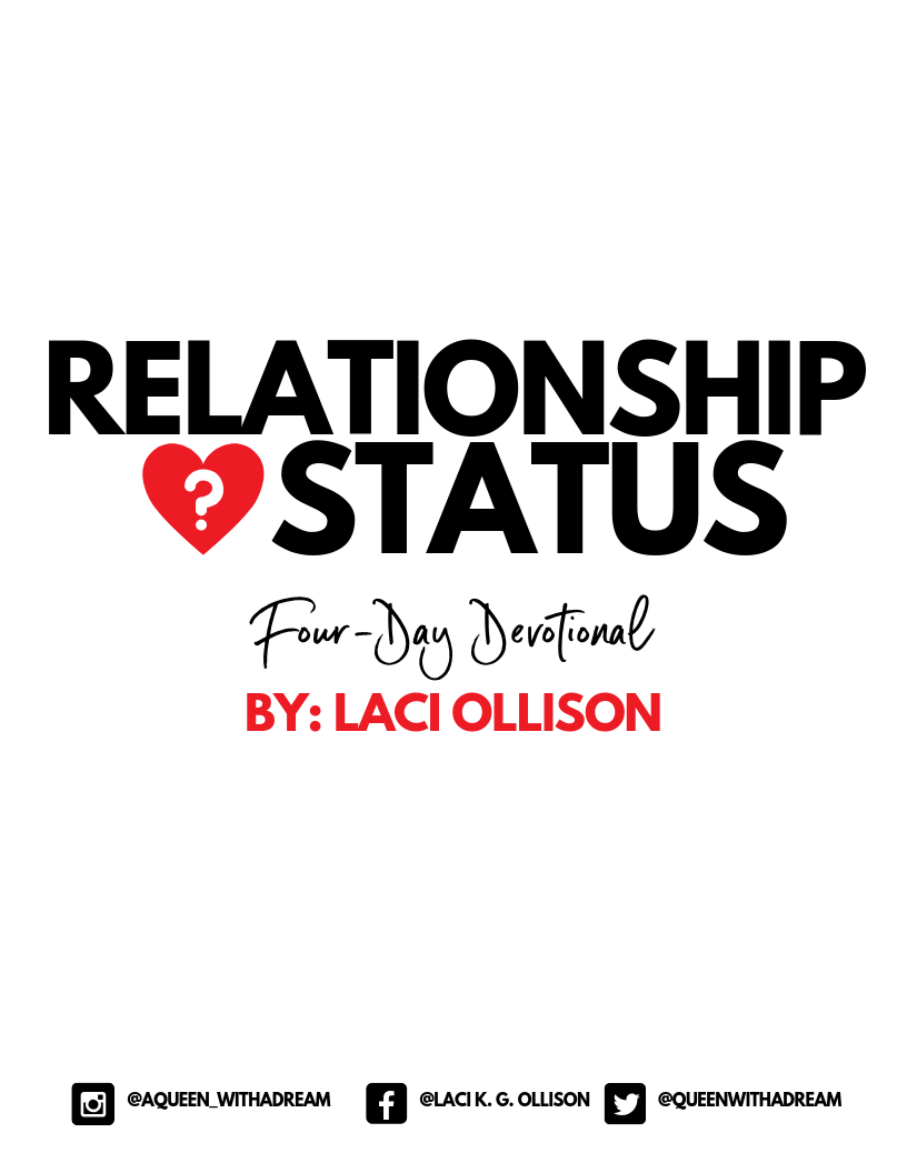 4-Day devotional on navigating through different relationships in life.