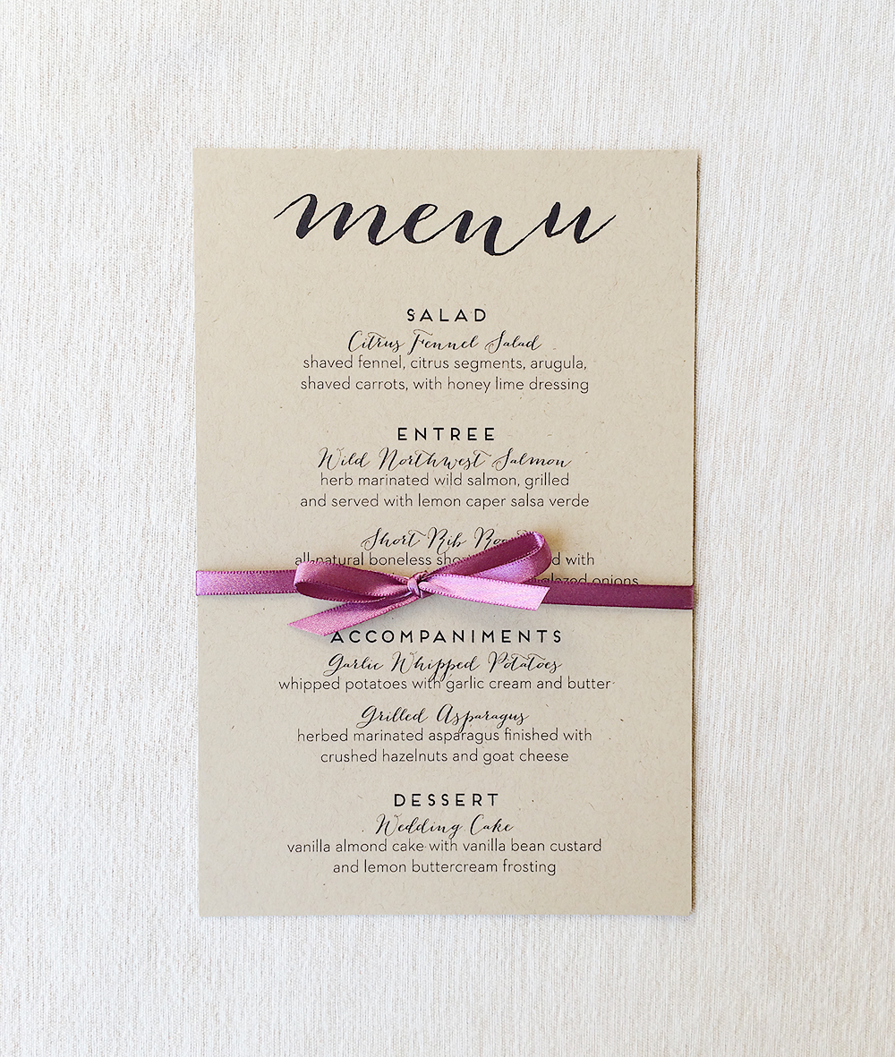 Paper Bag Beet Purple RIbbon Dinner Menu_single_SBP.jpg
