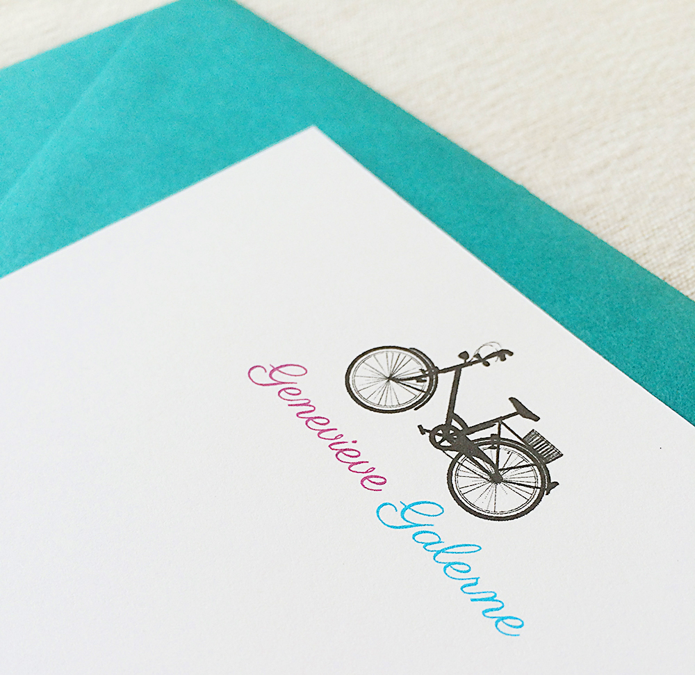 Bicycle Personalized Stationery 02.jpg