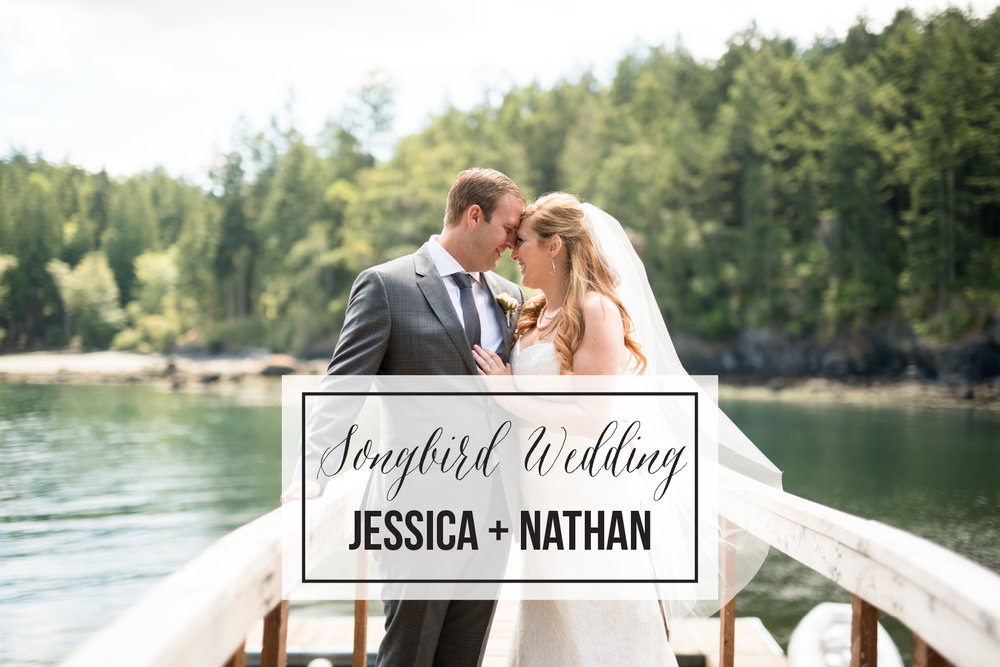 Songbird Wedding - San Juan Islands