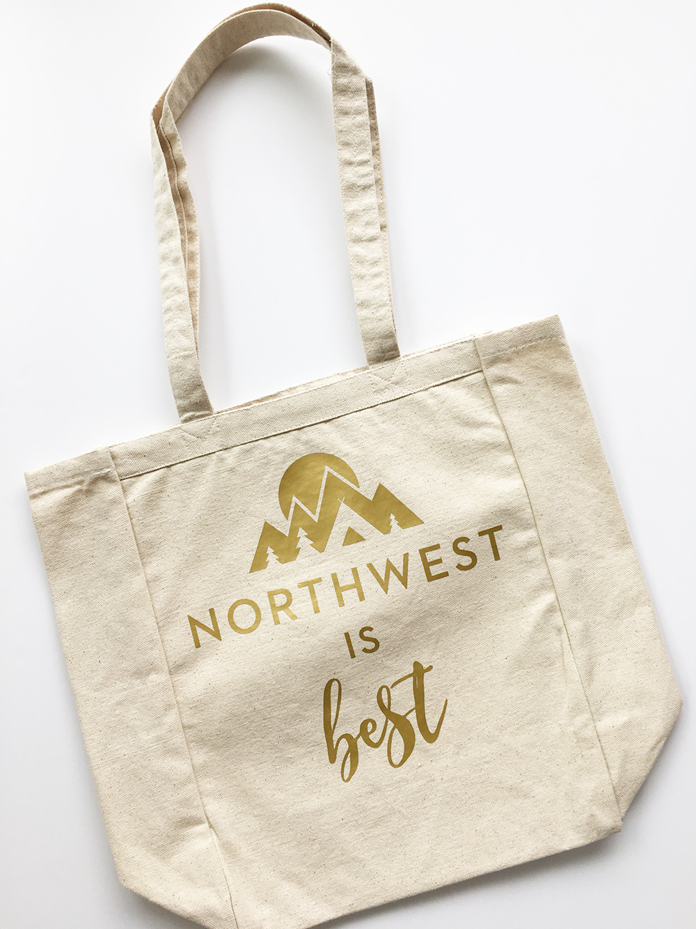 Northwest is Best Tote Bag