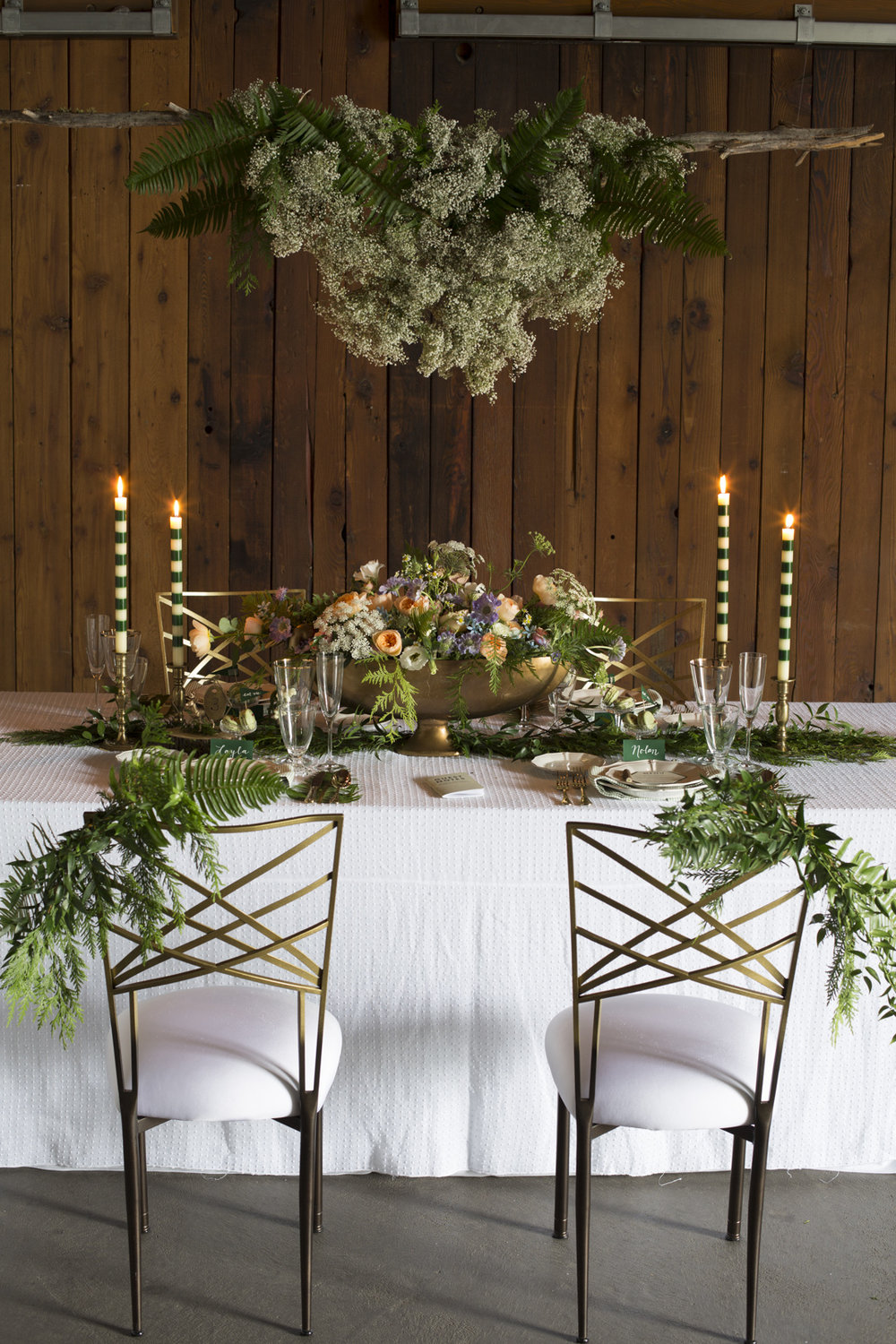 Rustic Wonder Table Setting