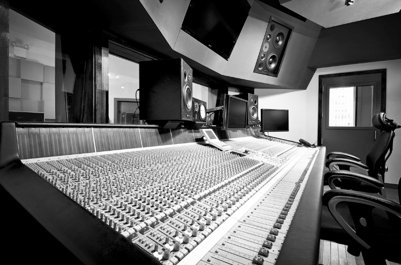 Dubway Studios. - Audio Post and Recording Facility in downtown Manhattan.Learn More →