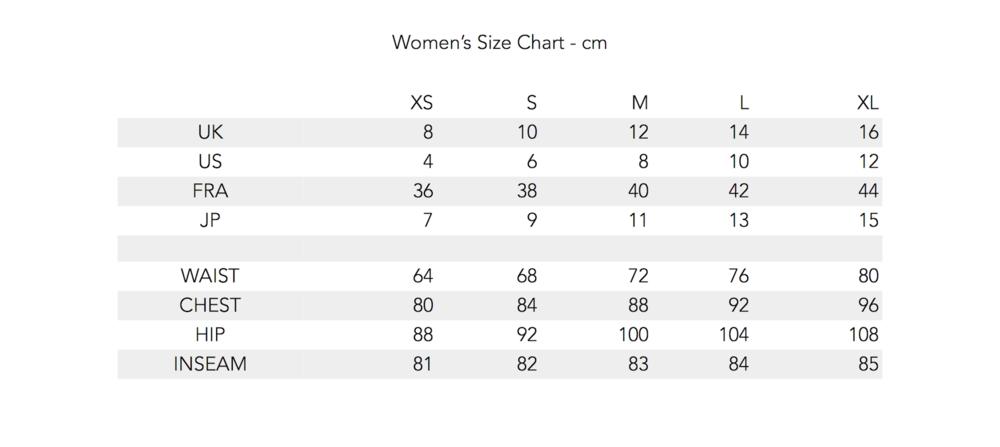 WOMENS SIZE CHART - CM.jpg