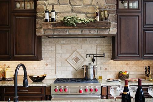 Kitchen Remodeling & Cabinetry Design Ideas — Kitchen &amp