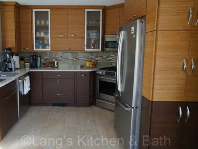 Mix and match the perfect kitchen lang 39 s kitchen bath for Perfect kitchen and bath quincy