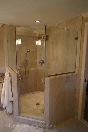 Choosing the Ideal Shower Door | Lang\'s Kitchen & Bath