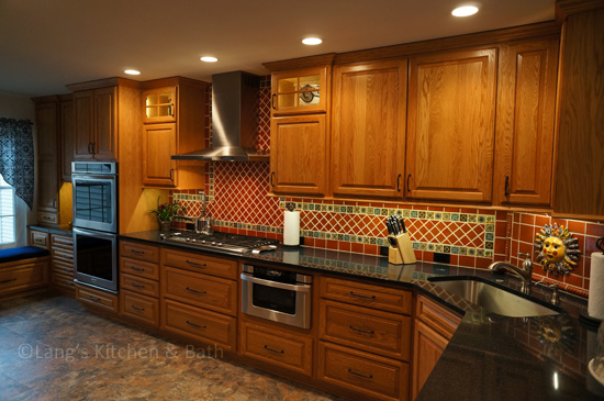 Southwestern Kitchen In Jamison PA Lang's Kitchen Bath Amazing Southwest Kitchen Design
