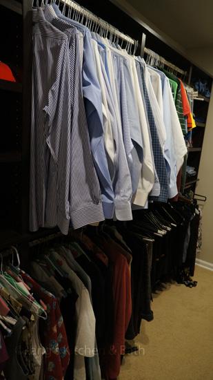 Closet Design.