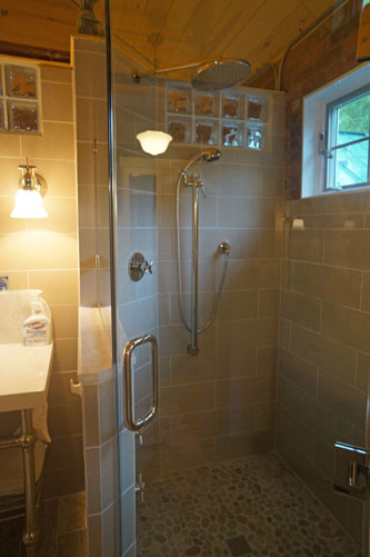 bathroom design in New hope, pa