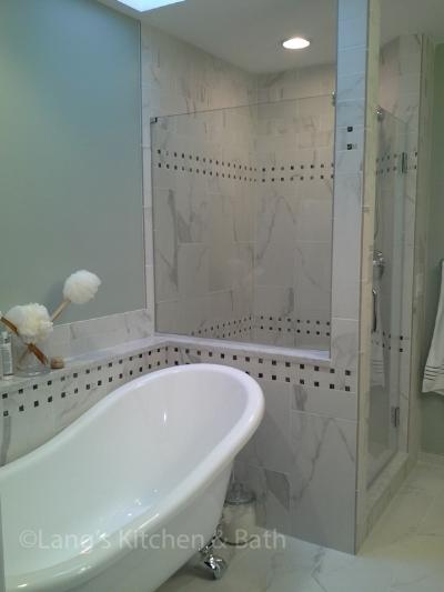Bathroom design in richboro, Pa
