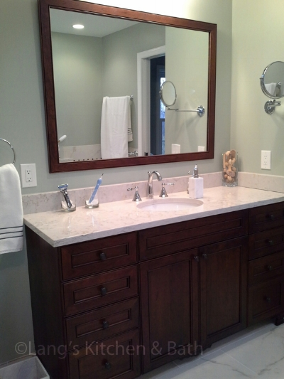 bathroom design in richboro, pa