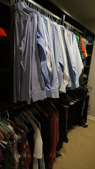 yardley closet