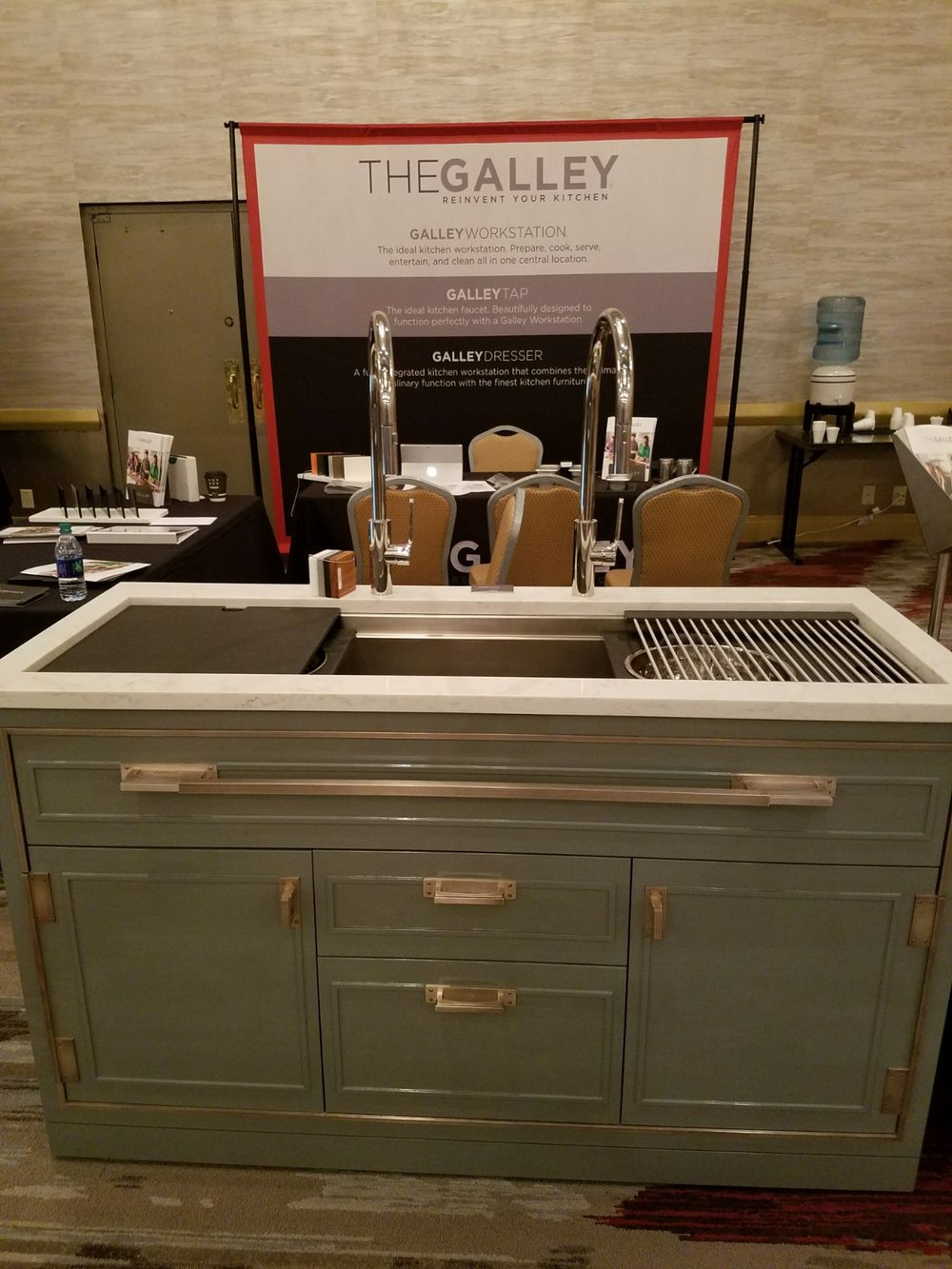 Galley Workstation