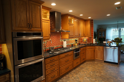 A Southwestern Kitchen in Jamison, PA.