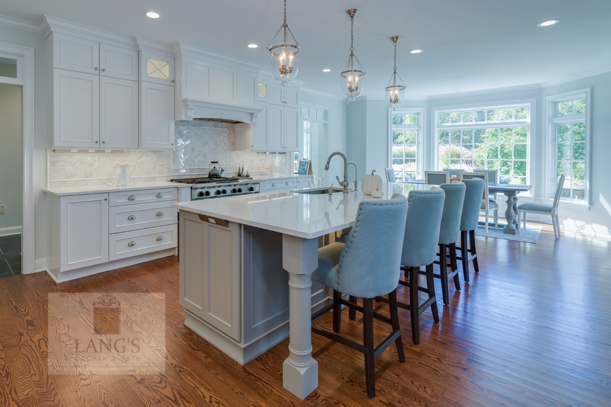 Custom Kitchen Design & Showroom in Newtown, PA | Lang\'s Kitchen & Bath