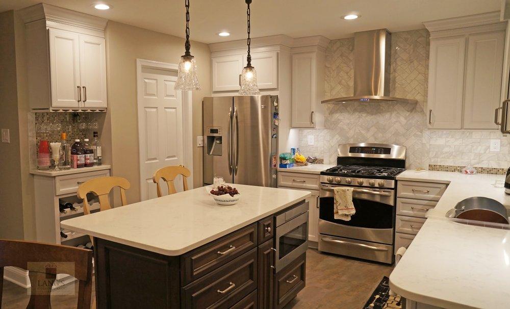 kitchen design with storage solutions