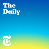 The Daily is a New York Times podcast hosted by Michael Barbaro talking about the day's hard hitting news in 10-20 mins.   This podcast is may main news source.