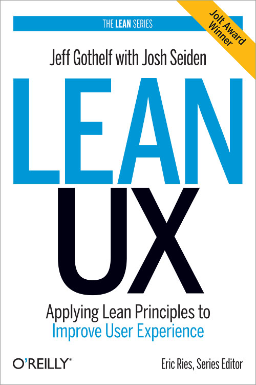 Understanding lean principles and how to apply it to UX.   I'm always interested in how we can improve the user experience and that starts with improving our processes to get at those nuggets of wisdom that help us design for people.