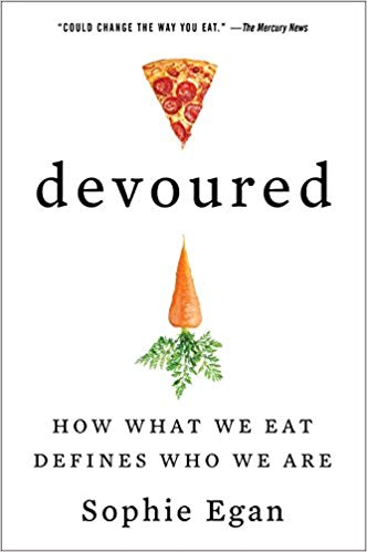 A book about our relationship with food.   I love food and I love history. This book dissects how our relationship with food is shaped by our history with it.