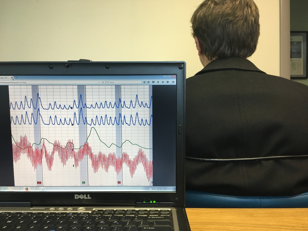 Michael Dyck criminal defence polygraph