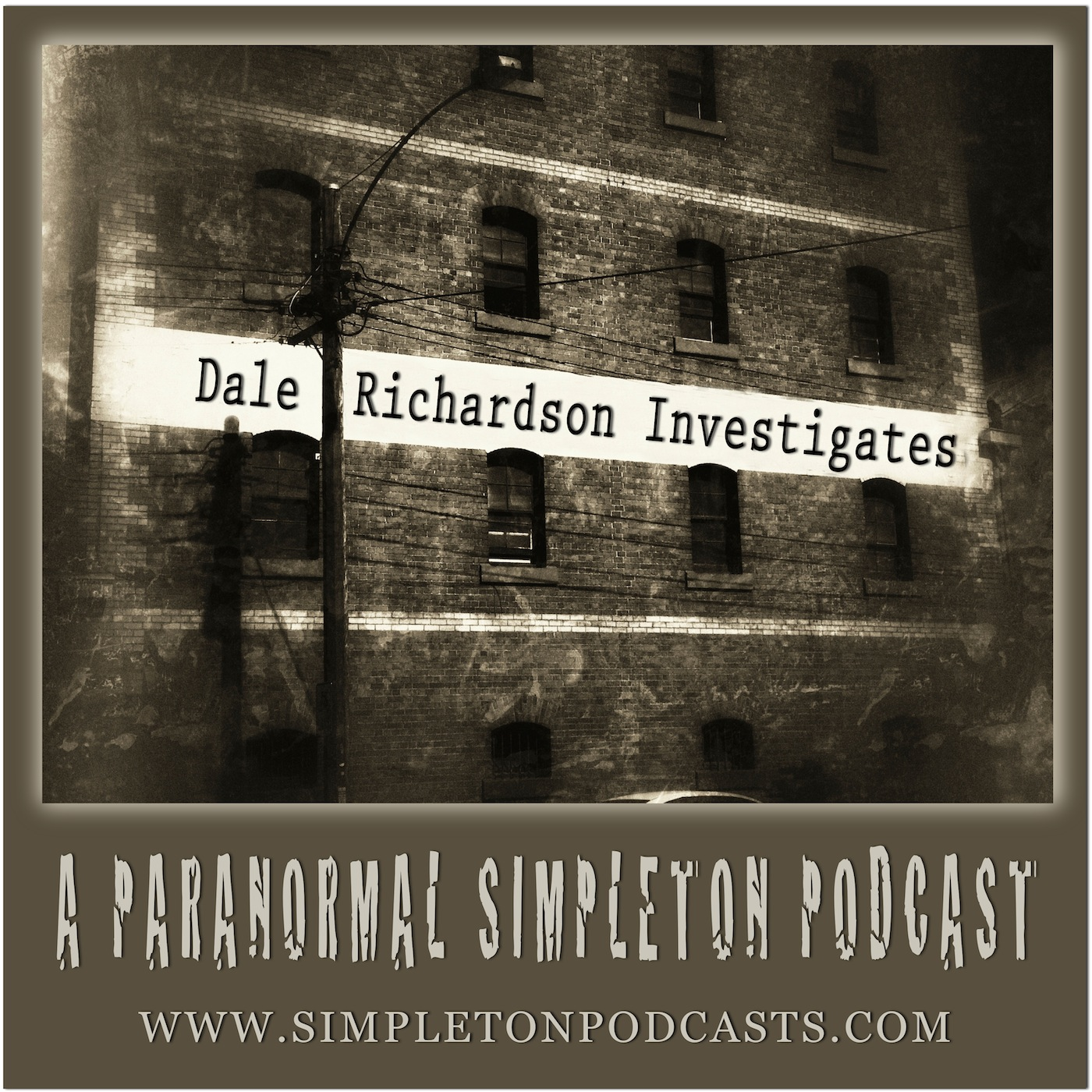 Dale Richardson Investigates - Simpleton Podcasts