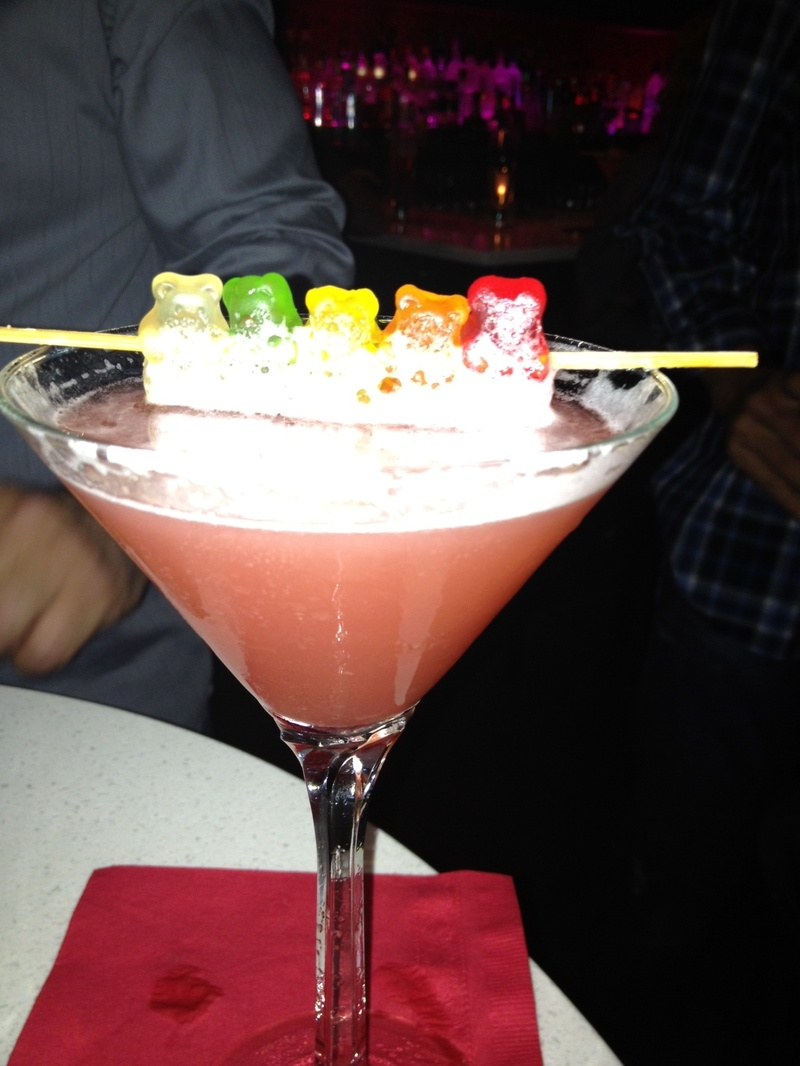 Dancing Bear Martini @ Charles Mark Hotel