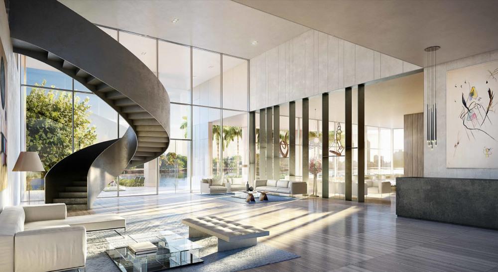 Luxury Buildings