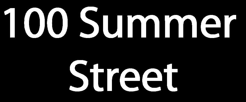 100 Summer St Logo_White.png
