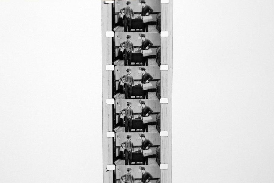 Lost 1914 Charlie Chaplin film found (Updated) — Jordan Liles Films