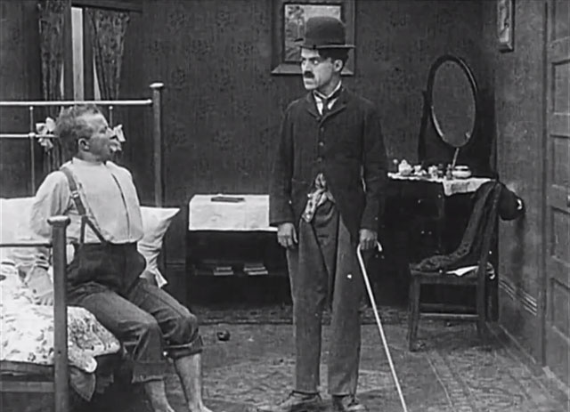 Mabel's Strange Predicament (1914)