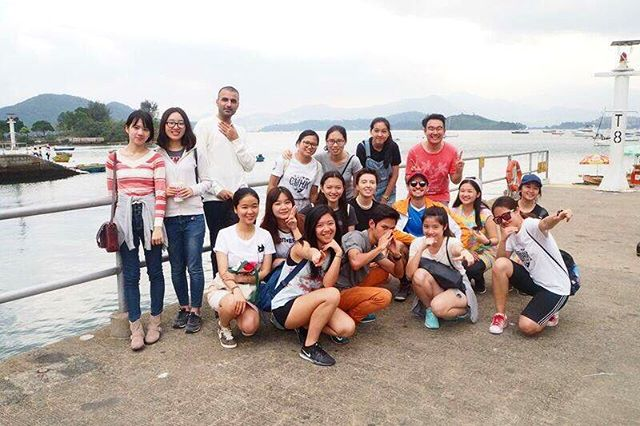. 2017.04.08 [Cycling to Tai Mei Tuk & Kayaking] Thanks for those who joined our event yesterday, and hope you enjoyed the time! Look forward to meeting you in our next event!  #cuhkisa #cuhk #cycling #Taimeituk #kayaking