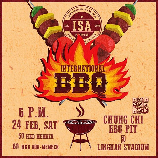 ⠀⠀⠀⠀⠀⠀⠀⠀⠀ Come and celebrate CNY with our kick-off event:  The International 'Back-to-School' BBQ. ⠀⠀⠀⠀⠀⠀⠀⠀⠀ This is a great opportunity for you to try different spices and flavors from across the globe and interact with members of the International Community. ⠀⠀⠀⠀⠀⠀⠀⠀⠀ Sign up link is on our bio! (Register by 21 Feb) We hope to see you there! ⠀⠀⠀⠀⠀⠀⠀⠀⠀ *Limited places are available - no walk-ins will be accepted. Confirmation emails will be sent to successful registrants. ⠀⠀⠀⠀⠀⠀⠀⠀⠀