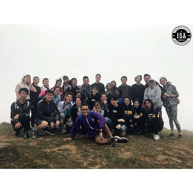 [ISA HIKING] We hope you enjoyed the relaxing afternoon with us! ☀️ More photos are on our FB page. Stay tune to our next event! 🎈