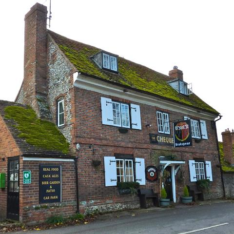 The Chequers Inn, Fingest