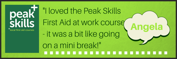 First Aid training in Kent