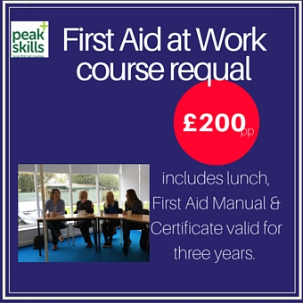 First Aid at Work Kent
