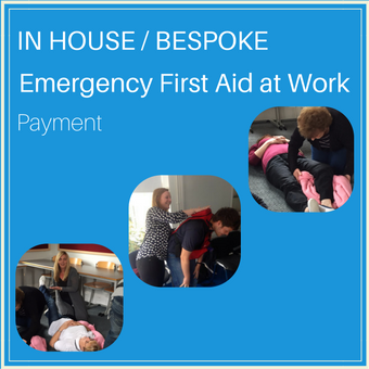 In house First Aid Course Sevenoaks