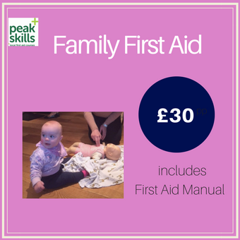 First Aid for the Family Kent