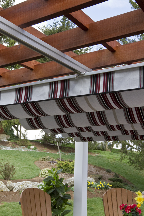 EZ Shade Awning Outdoor Living