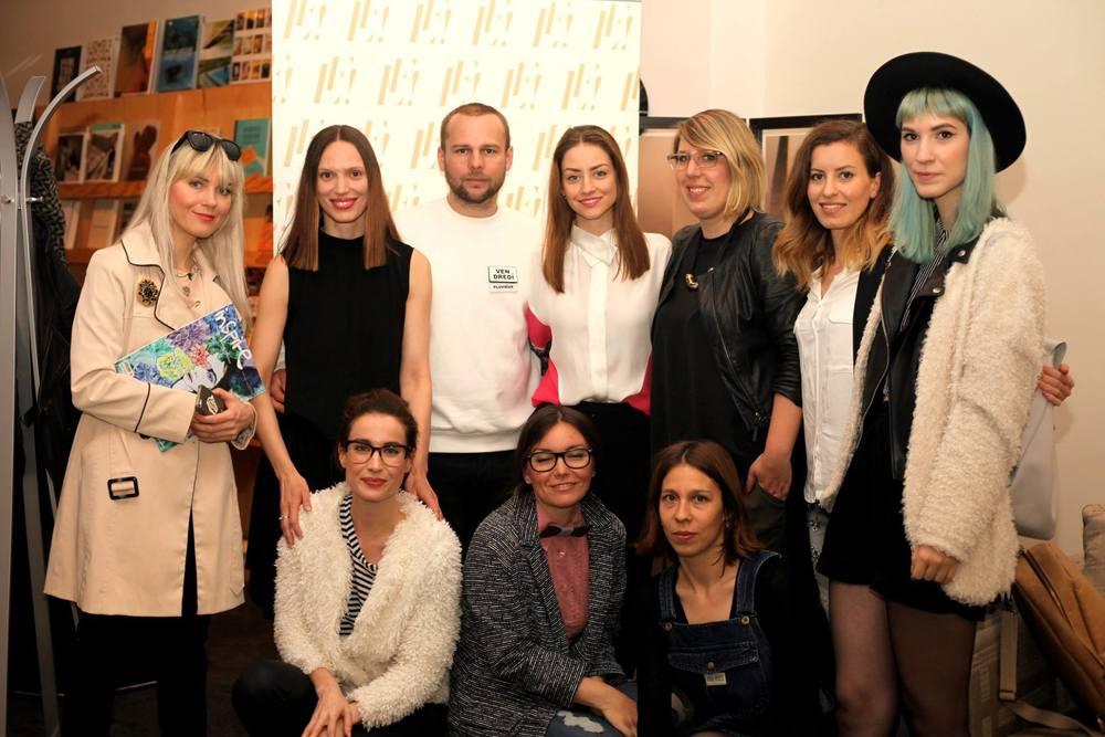 foto posádky májovej tlačovky Fashion LIVE! 2016: Inspire magazine