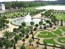 Záhrady vo Versailles