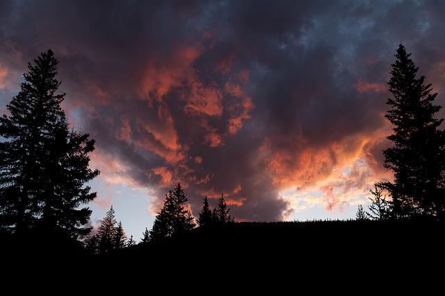 Colorado sunset on Flickr.