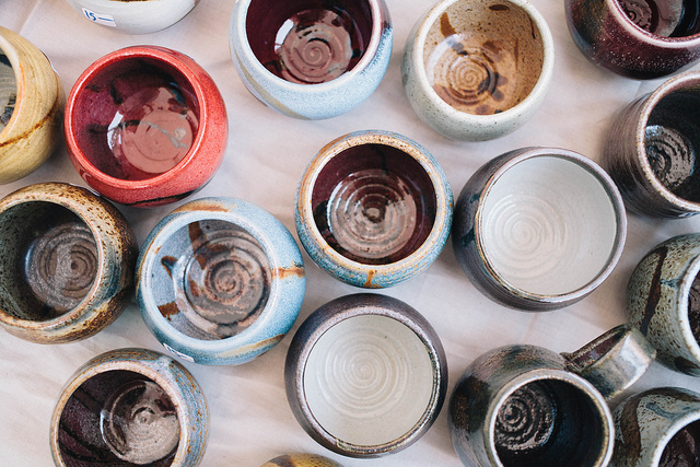 Pottery by Issac  on Flickr.