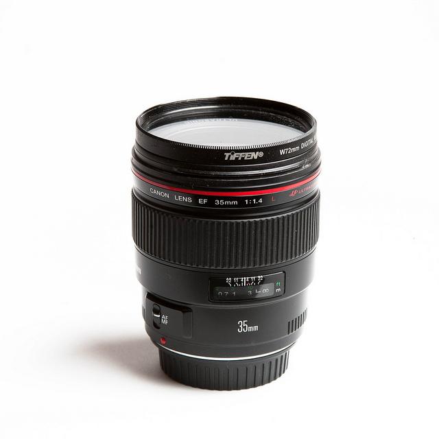 Canon EF 35mm f/1.4L USM  on Flickr.  Favorite lens.