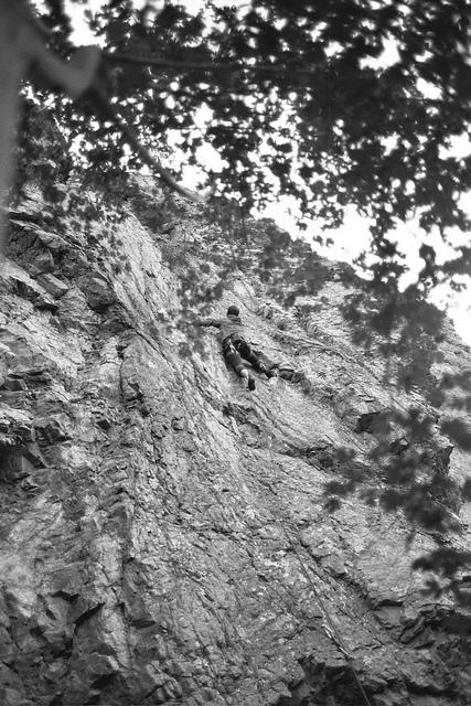 Post work sport climbing. on Flickr.