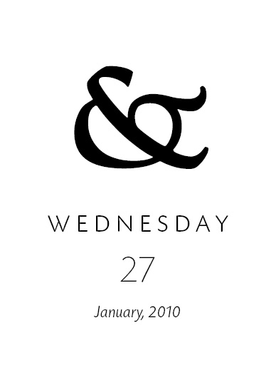 ampersandampersand :     Californian FB, Bold     Very cool tumblr blog of fonts and type as expressed by ampersands.  I like following it.
